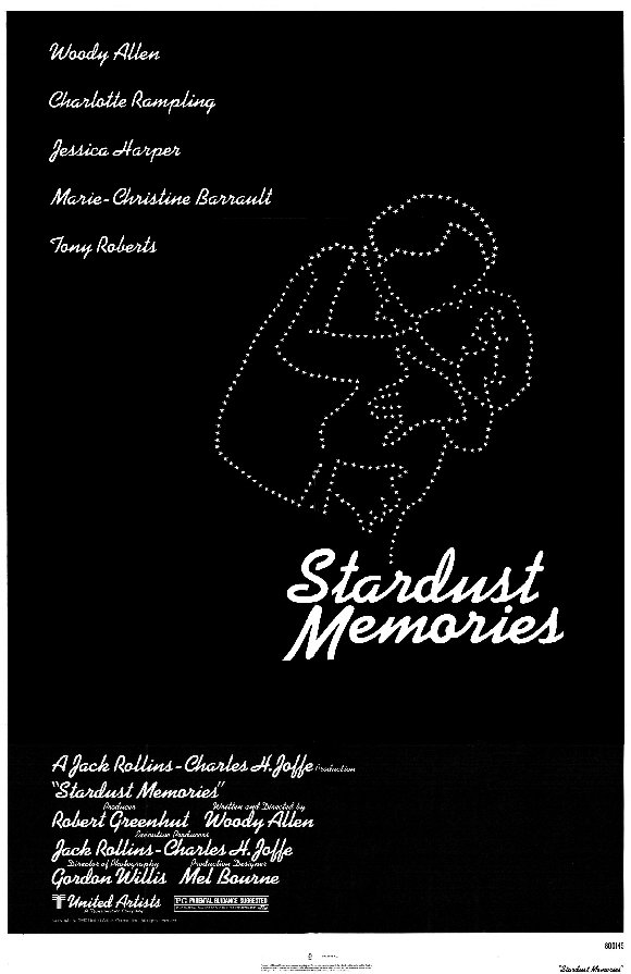 analysis the movies about stardust memories This is an amazing entry and i do adore stardust memories, love your analysis of the criticism targeting the audience here i really feel this is the most personal and deepest movie woody has ever done.