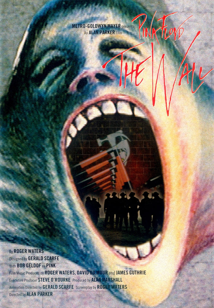 Strange Cinema Pink Floyd S The Wall 1982 Culture Vault